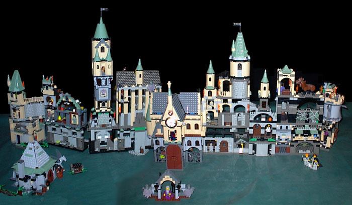 Chip Gagne Lego Hogwarts